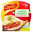 Lasagnes bolognaise Zapetti