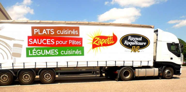 camion raynal et roquelaure