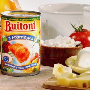 ravioli 3 fromages Buitoni